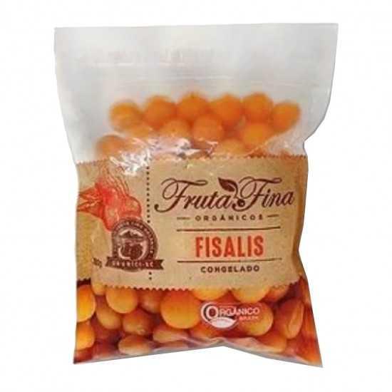 Fisalis Orgânica Congelada 1kg - Fruta Fina