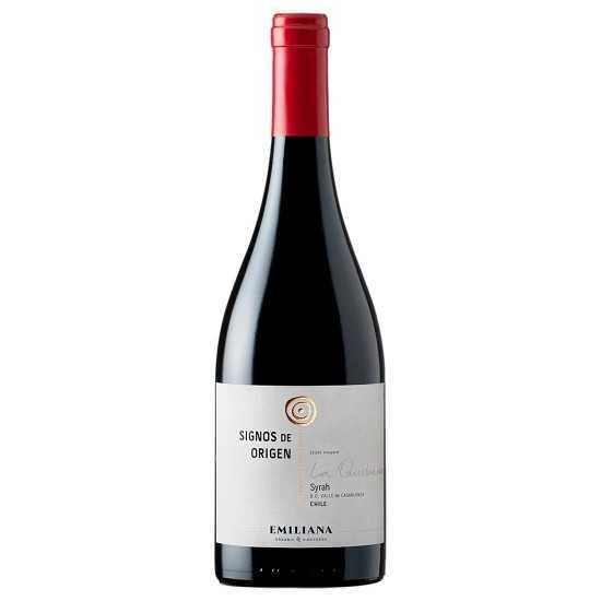 Vinho Signos Origen Syrah 2014 TTO 750ml - Emiliana