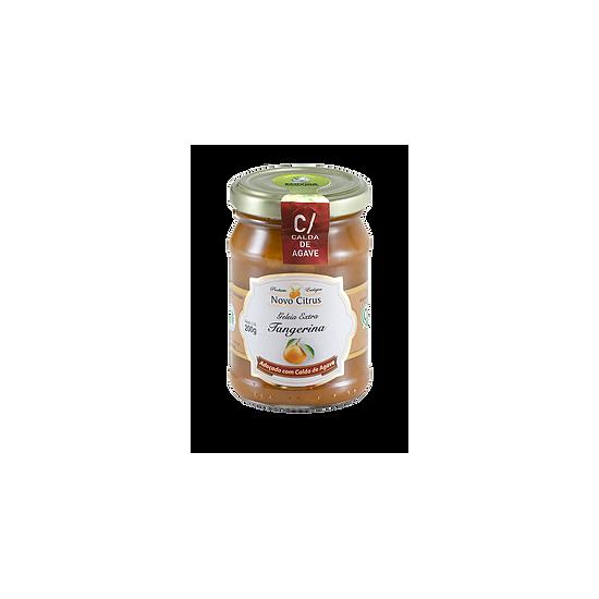 Geleia de Tangerina Com Calda de Agave 200g - Novo Citrus