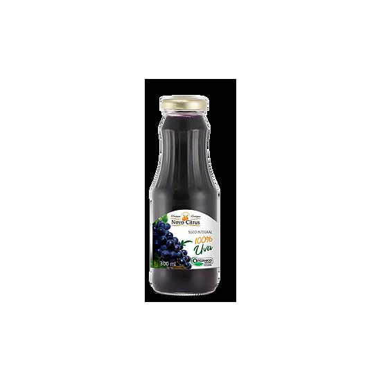 Suco Integral de Uva Orgânico 300Ml - Novo Citrus