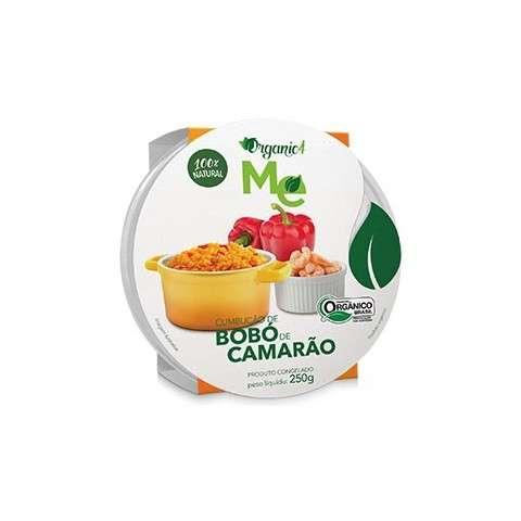 Cumbucão de Bobó de Camarão 250g - Organic4