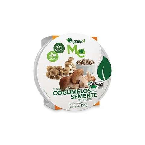 Cumbucão de Cogumelos com Semente de Girassol 250g - Organic4