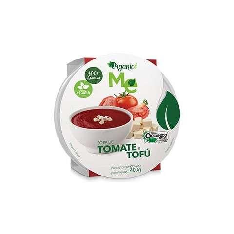 Sopa de Tomate e Tofu 400g - Organic4