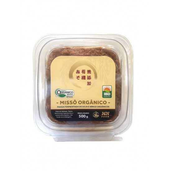 Missô Orgânico 500g MN Food