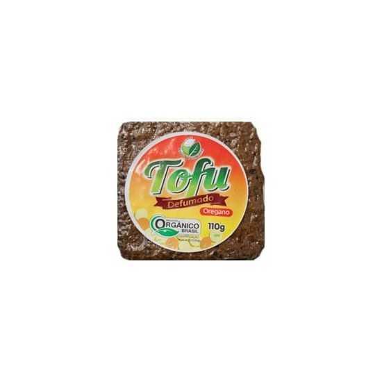 Tofu Orgânico Defumado com Orégano 110g - Sítio Boa Esperança