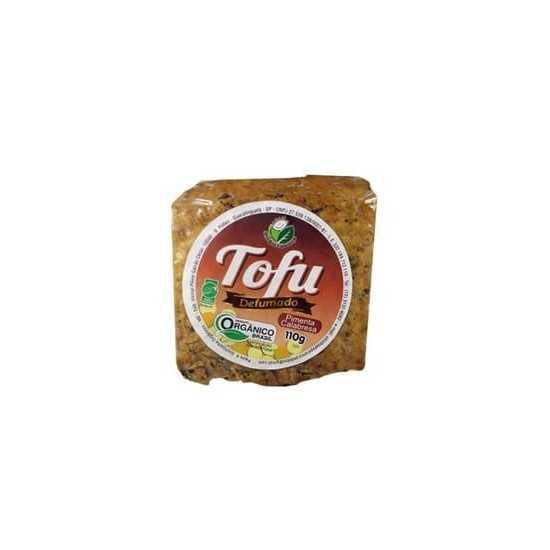 Tofu Orgânico Defumado com Pimenta Calabresa 110g - Sítio Boa Esperança