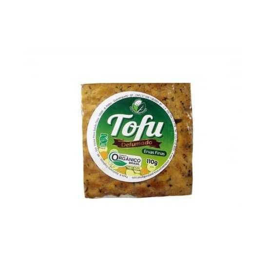Tofu Orgânico Defumado com Ervas Finas 110g - Sítio Boa Esperança