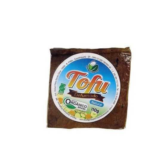 Tofu Orgânico Defumado Natural 110g - Sítio Boa Esperança