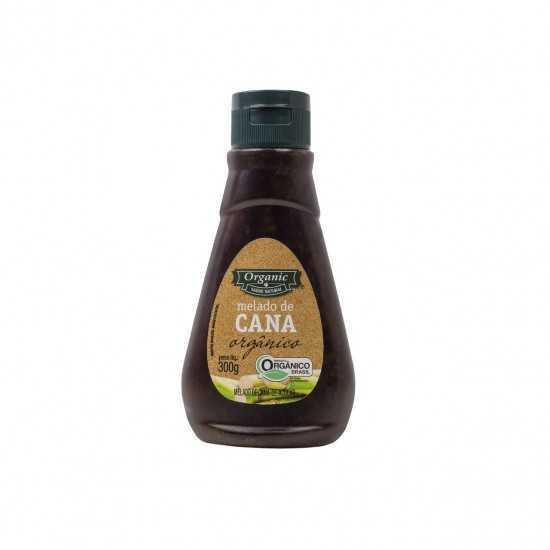 Melado de Cana Orgânico 300g - Organic Alimentos