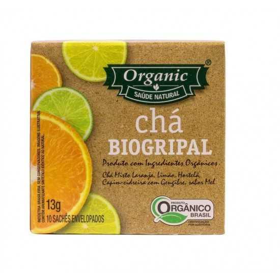 Chá de BioGripal Orgânico 13g - Organic Alimentos