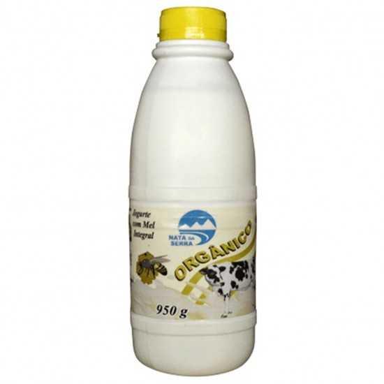 Iogurte Orgânico de Mel 950g - Nata da Serra