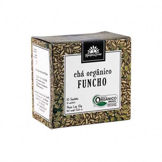 Chá de Funcho Orgânico - Kampo de Ervas