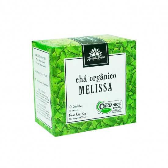 Chá de Melissa Orgânico -...