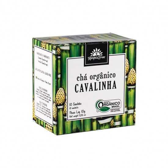 Chá de Cavalinha Orgânico - Kampo de Ervas