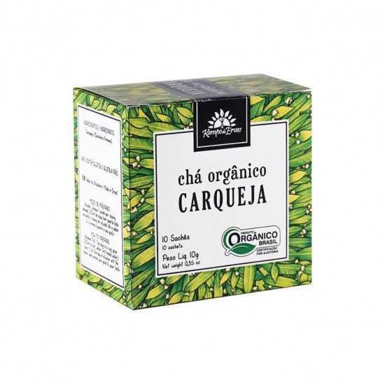 Chá de Carqueja Orgânica - Kampo de Ervas