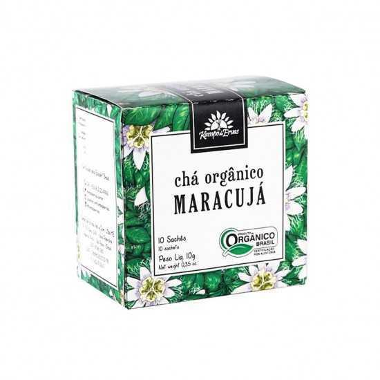 Chá de Maracujá Orgânico - Kampo de Ervas