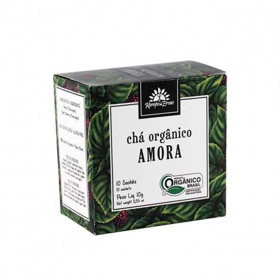 Chá de Amora Orgânica - Kampo de Ervas