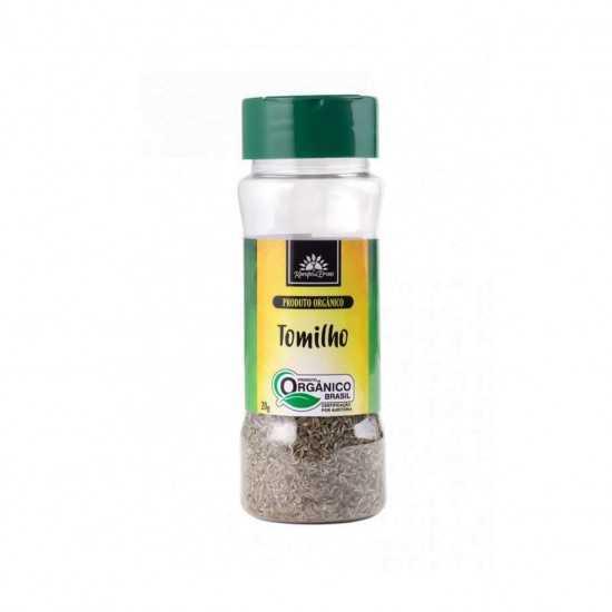 Tomilho Orgânico 30g - Kampo de Ervas