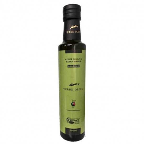 Azeite de Oliva Extra Virgem Orgânico 250ml - Verde Oliva