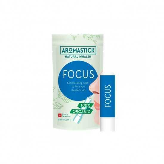 Inalador Natural Focus Aromastick - Biouté