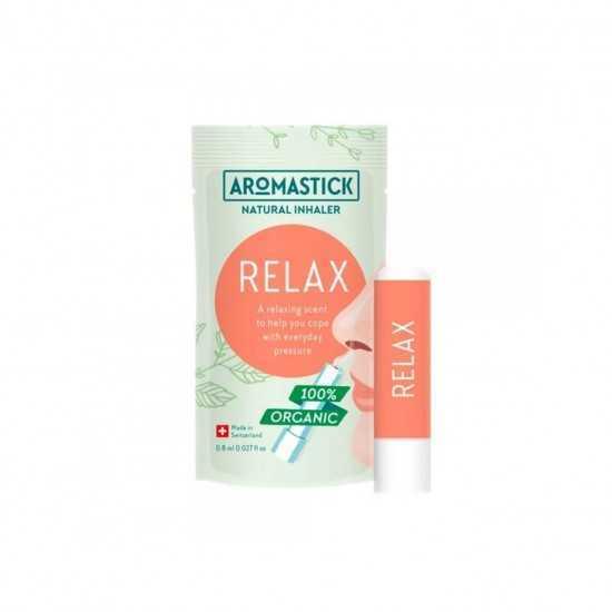 Inalador Natural Relax Aromastick - Biouté