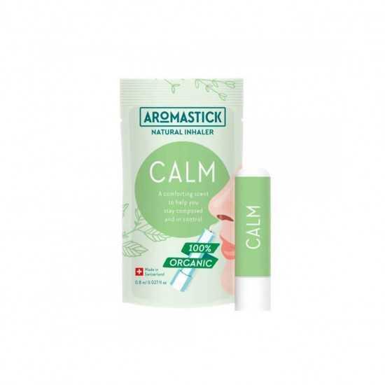 Inalador Natural Calm Aromastick - Biouté