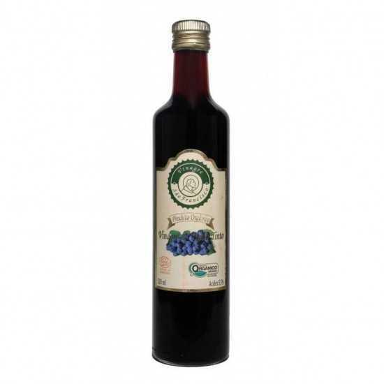 Vinagre de Vinho Tinto Especial Orgânico 500ml - São Francisco - Yanti