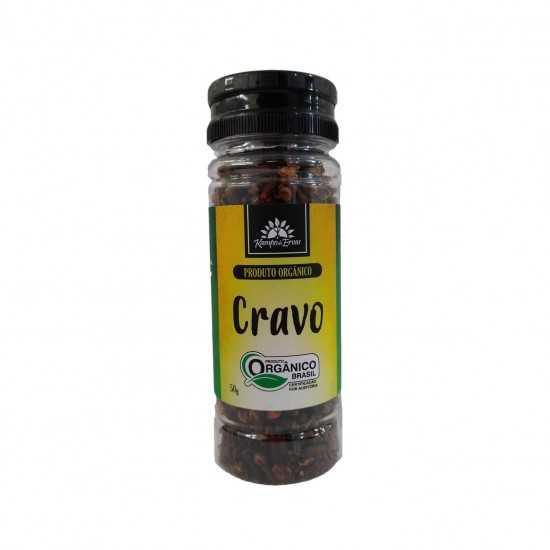 Cravo Orgânico 50g - Kampo de Ervas