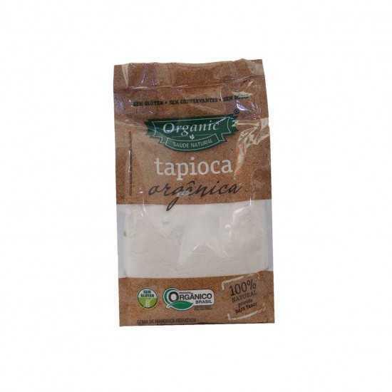 Tapioca Orgânica 400g - Organic Alimentos