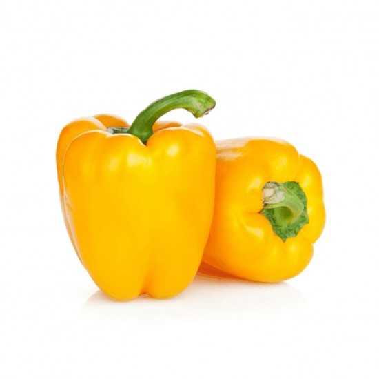 Pimentão Amarelo Orgânico 500 g - O.S.M.