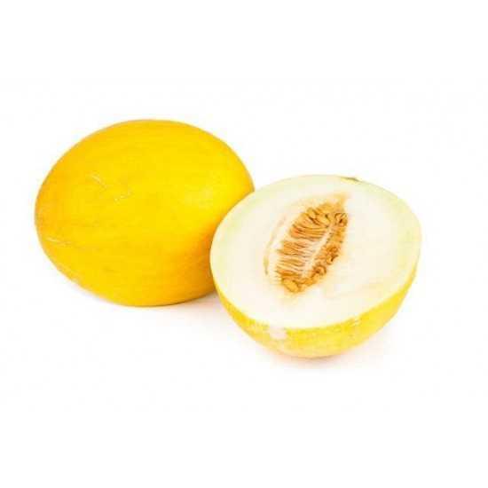 Melão Amarelo Orgânico Un Grande - O.S.M.