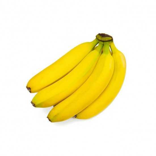 Banana Prata Orgânica 600g...