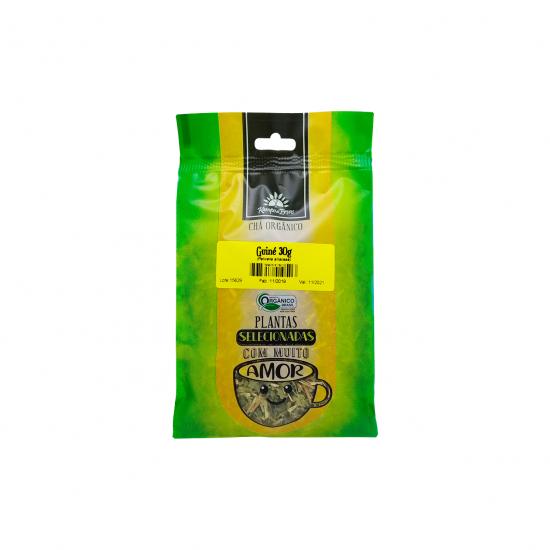 Guine Orgânica 30g - Kampo de Ervas
