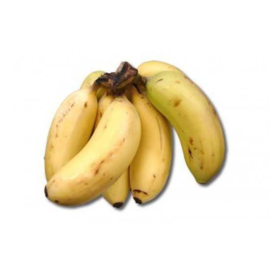 Banana maçã | Imagem ilustrativa