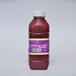 Suco Kefir Yacon Red Mix Orgânico 500ml - Mantí Biô