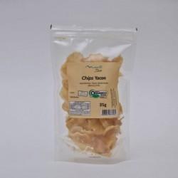 Chips de Yacon Orgânico 35g - Mantí Biô