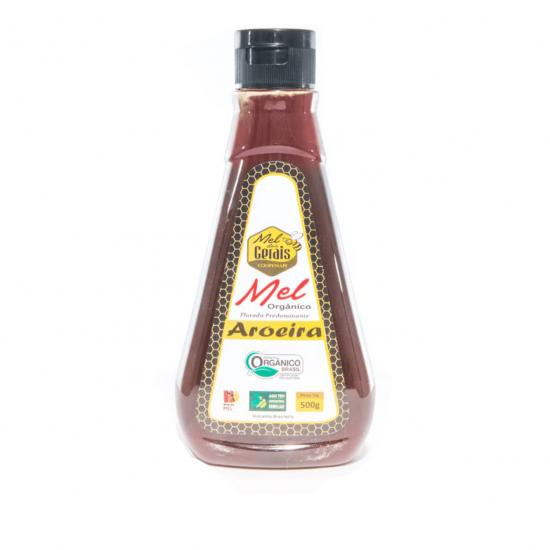Mel de Aroeira Orgânico 500g - Mel das Gerais