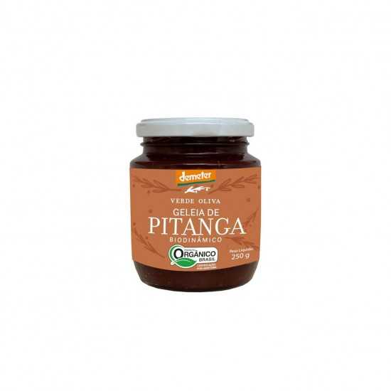 Geleia de Pitanga Orgânica...
