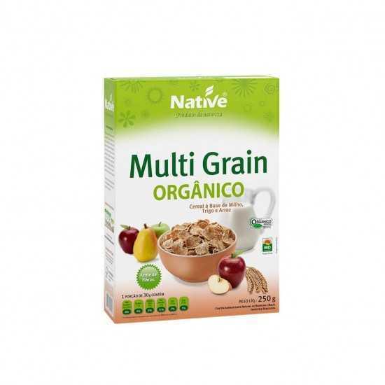 Cereal Multi Grain Orgânico 250g - Native