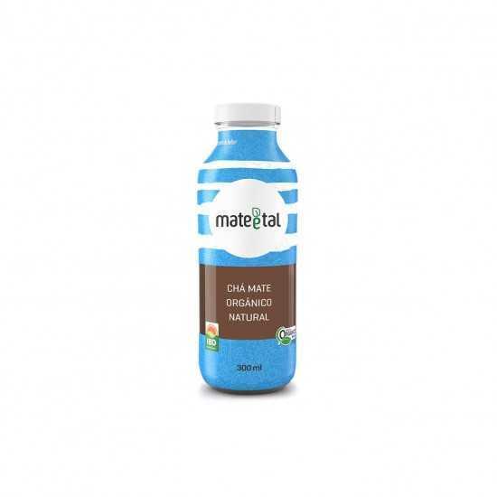 Chá Mate Orgânico Natural 300ml - Mate e Tal