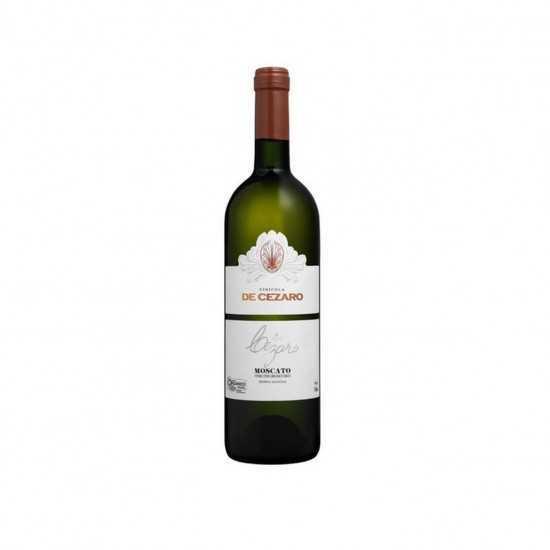 Vinho Fino Branco Seco Moscato Orgânico 750ml - Vinícola De Cezaro