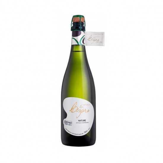 Vinho Branco Espumante Nature Orgânico 750ml - Vinícola De Cezaro