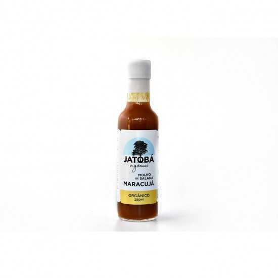 Molho de Salada Maracujá Orgânico 250ml - Jatobá