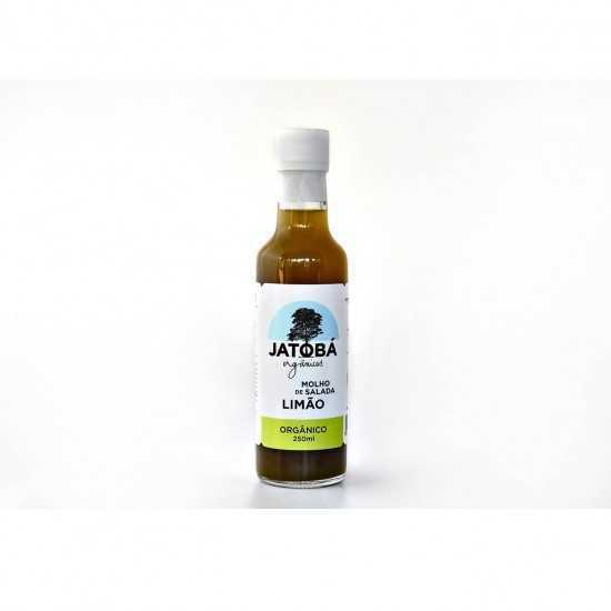 Molho de Salada Limão Orgânico 250ml - Jatobá