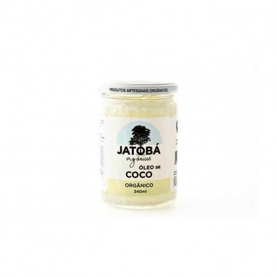 Óleo de Coco Orgânico 320g - Jatobá