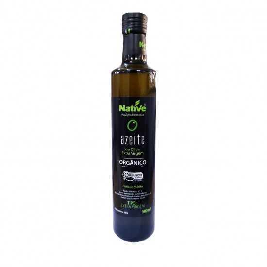 Azeite Extra Virgem Orgânico 500ml - Native