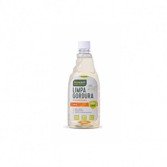 Desengordurante Refil Orgânico 650ml - Biowash