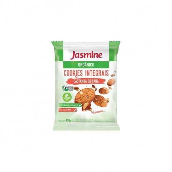 Cookies de Castanha-do-Pará Orgânico 150g - Jasmine