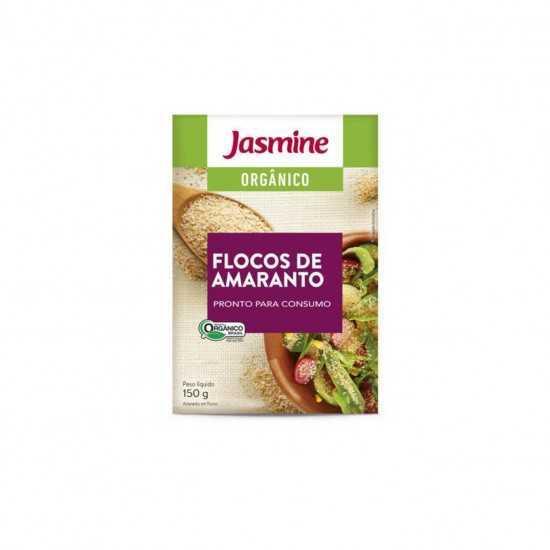 Amaranto em Flocos Orgânico 150g - Jasmine