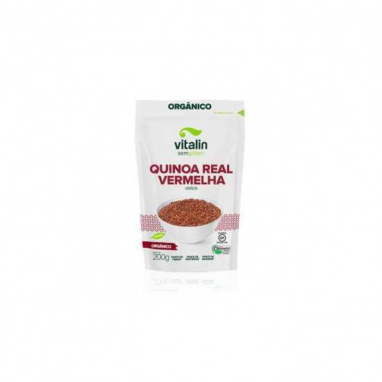 Quinoa Real Vermelha em...